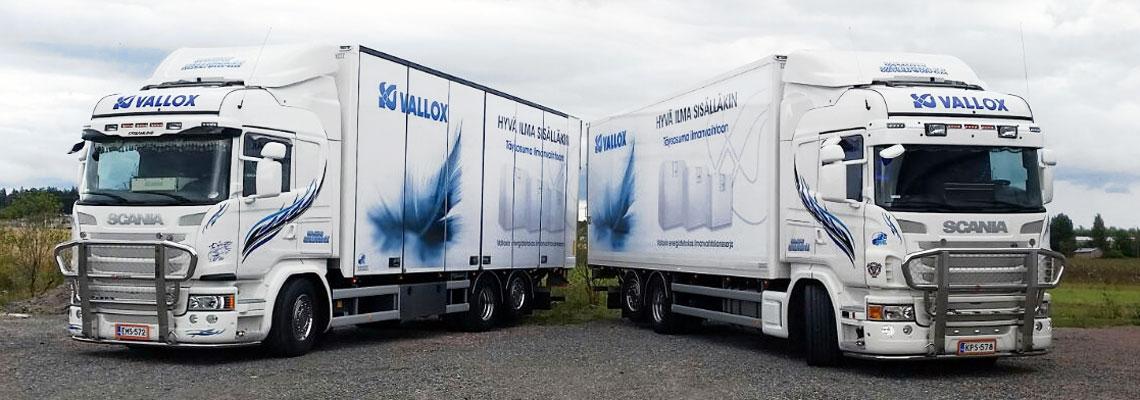 Kuljetus Kallionpää Oy